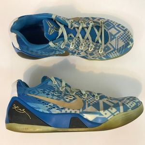 Nike Kobe 9 IX EM 'Triple Crown' Size 10.5